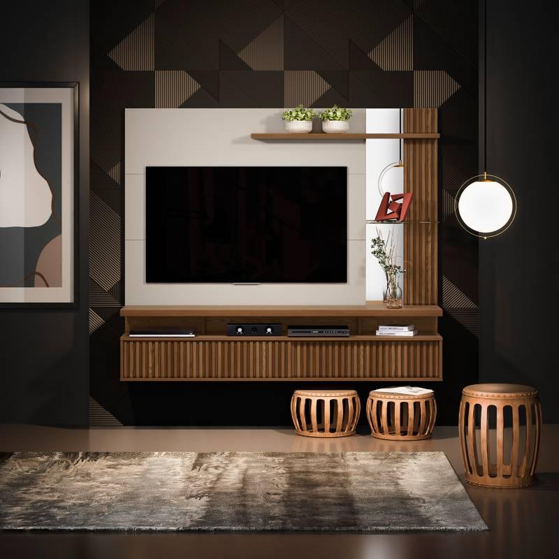 "BASEMENT HOME - Panel de TV 60"" Maragogi"