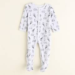 YAMP - Pijama Manga Larga Plush Bebé Niño