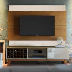 """BASEMENT HOME - Mesa de TV 65"""" Classic"""