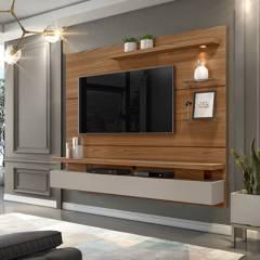 "BASEMENT HOME - Panel de TV 55"" Greco"