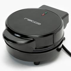 RECCO - Wafflera Negra RCE-Waffle100N