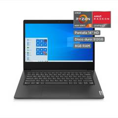 "LENOVO - Laptop IdeaPad 14"" Ryzen 5 Serie 4000 8GB RAM 512GB SSD"