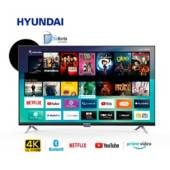 "HYUNDAI - Televisor 55"" 4K Ultra HD Smart Netflix TV HYLED5519N4KM"