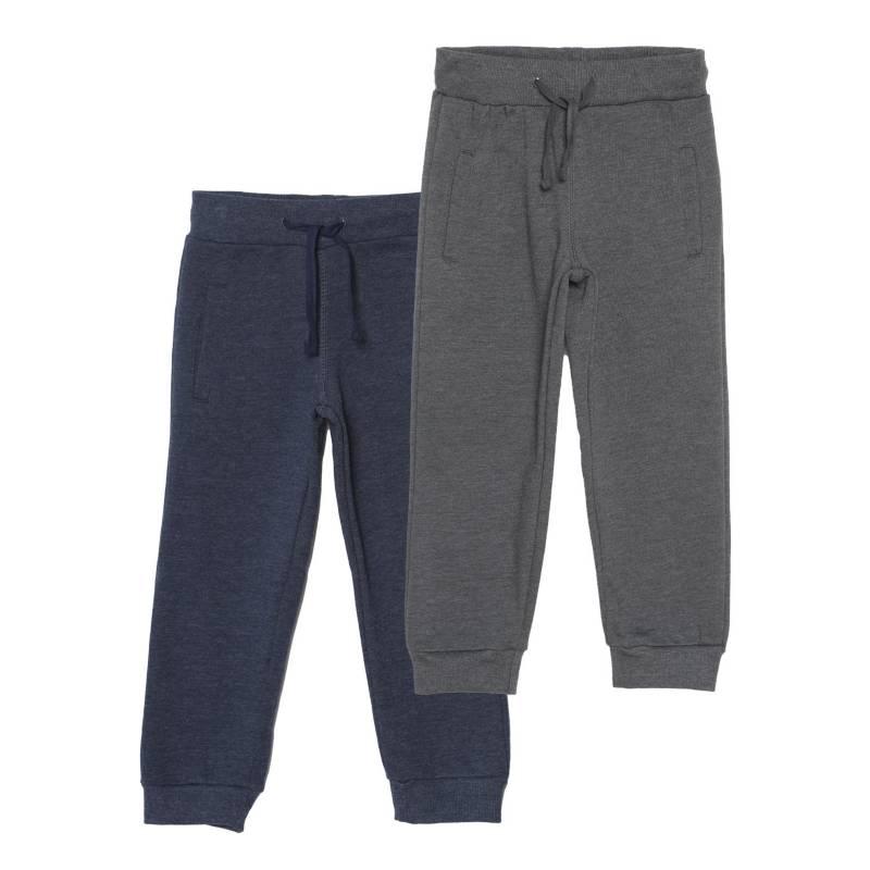 YAMP - Pantalón Pack X2 Algodón Niño