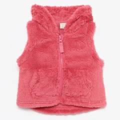 YAMP - Vest Peludo Niña