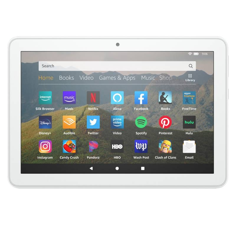 - Tablet Amazon Fire HD 8 WHITE