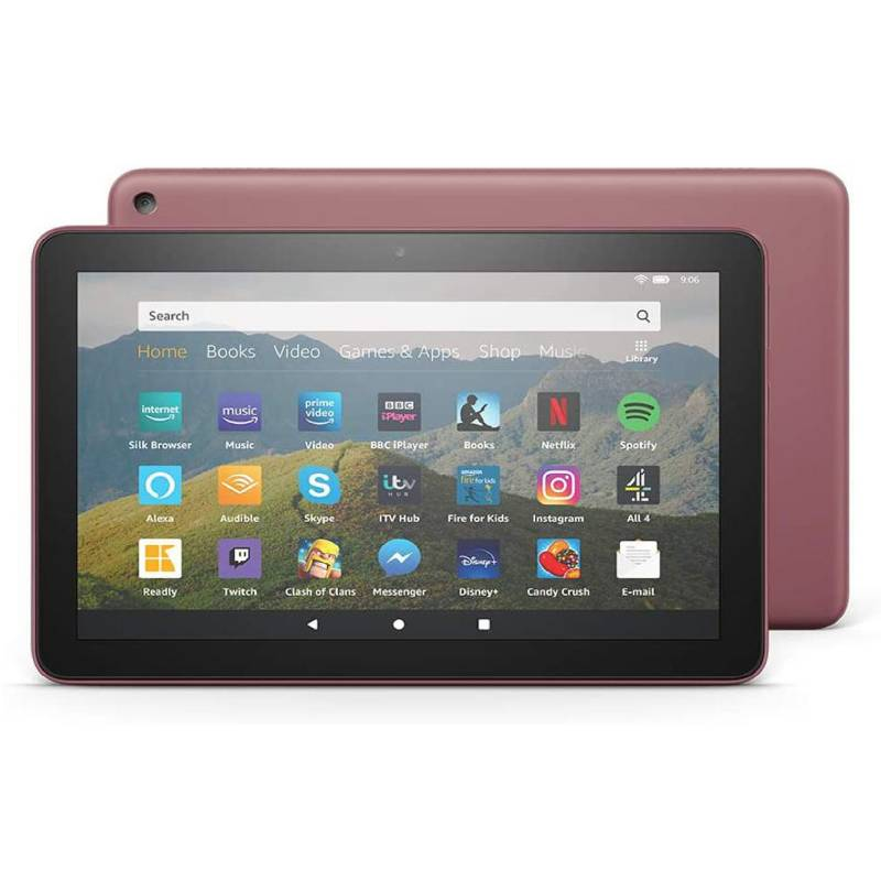 - Tablet Amazon Fire HD 8 PLUM