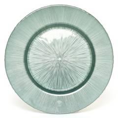ROBERTA ALLEN - Plato de Sitio Focus Verde 33 cm