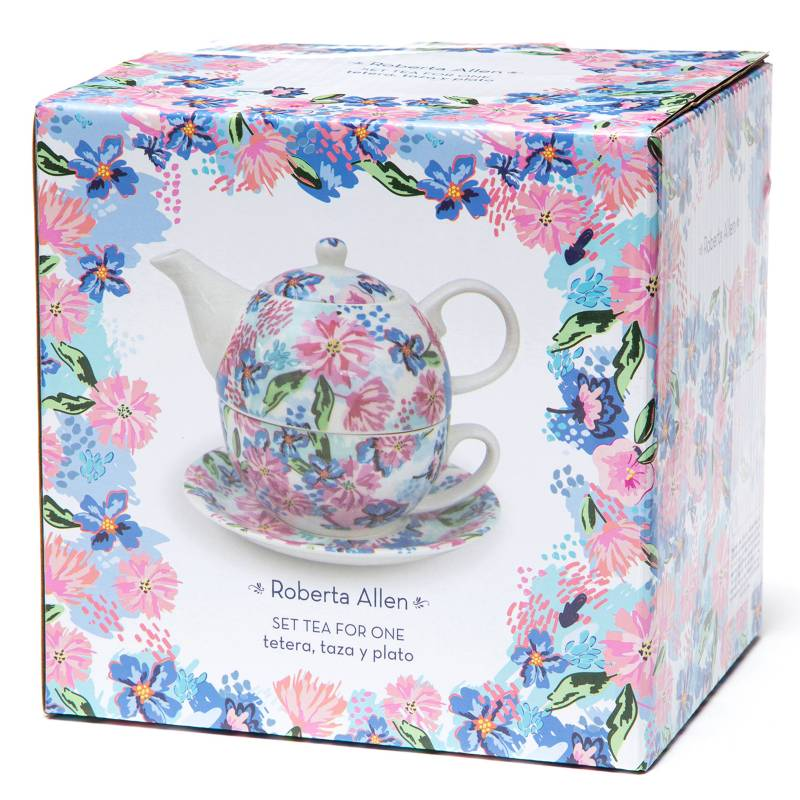 ROBERTA ALLEN - Tea For One Chicago Rosado