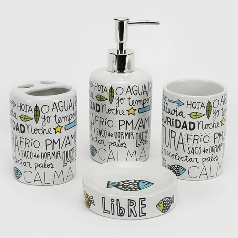 MICA - Set de Accesorios Outdorr