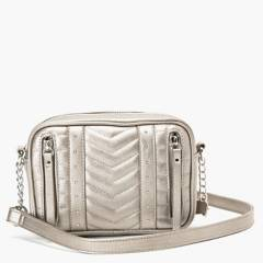 SYBILLA - Cross Body Quilted Black St