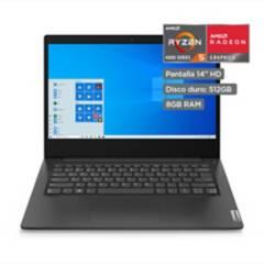 LENOVO - Laptop Ideapad3 Ryzen 5 4500U 8GB RAM 512GB SSD