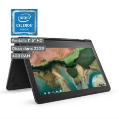 LENOVO - Lenovo 300e Chromebook 2nd Gen  - Teclado en ingles