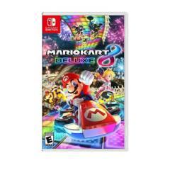 NINTENDO - Juego Switch Mario Kart 8 Deluxe