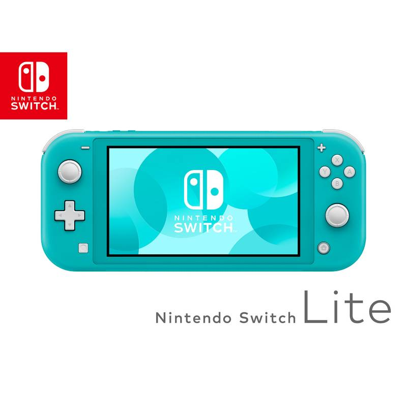 NINTENDO - Consola Nintendo Switch Lite Turquoise