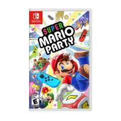NINTENDO - Juego Switch Super Mario Party