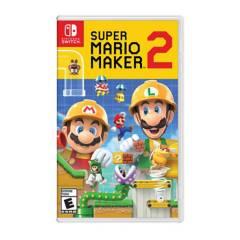 NINTENDO - Juego Switch Super Mario Maker 2