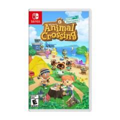NINTENDO - Juego Switch Animal Crossing New Horizons