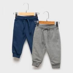 YAMP - Pantalón Algodón Niño Pack x2