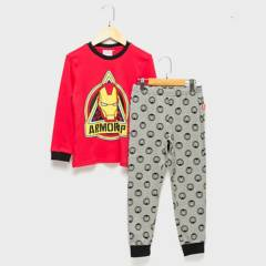 AVENGERS - Pijama Algodón Niño