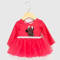 MINNIE - Vestido Bebé Niña
