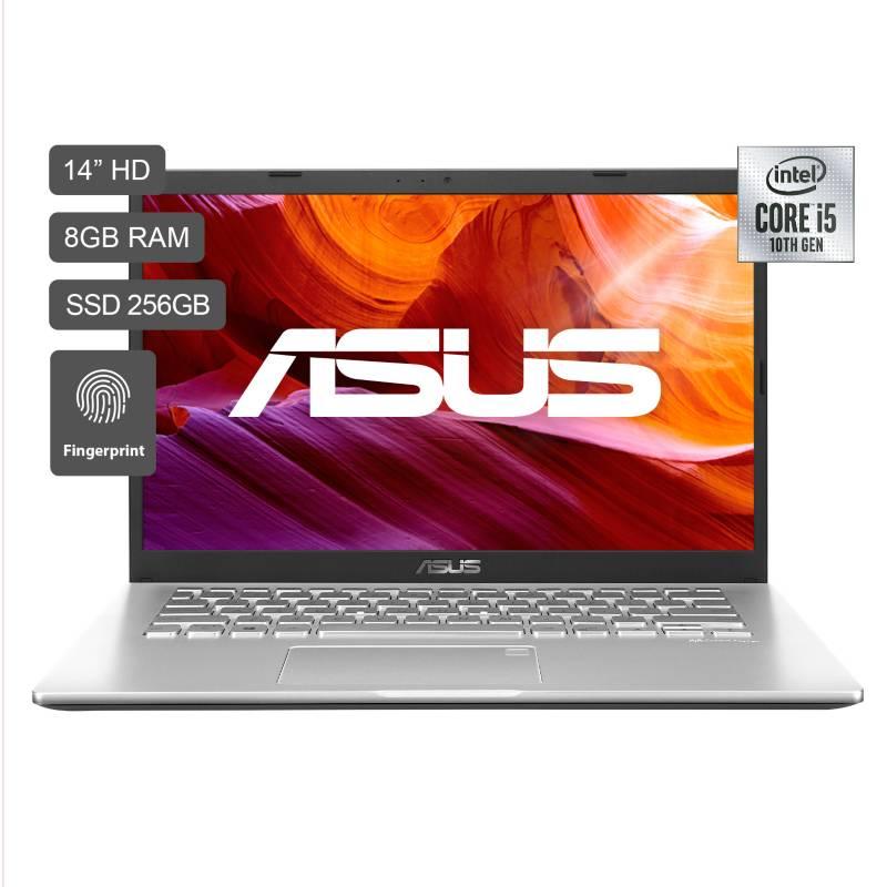 """ASUS - Laptop X409JA 14"""" Core i5 10ma Gen 256GB SSD 8GB RAM - Pantalla HD"""