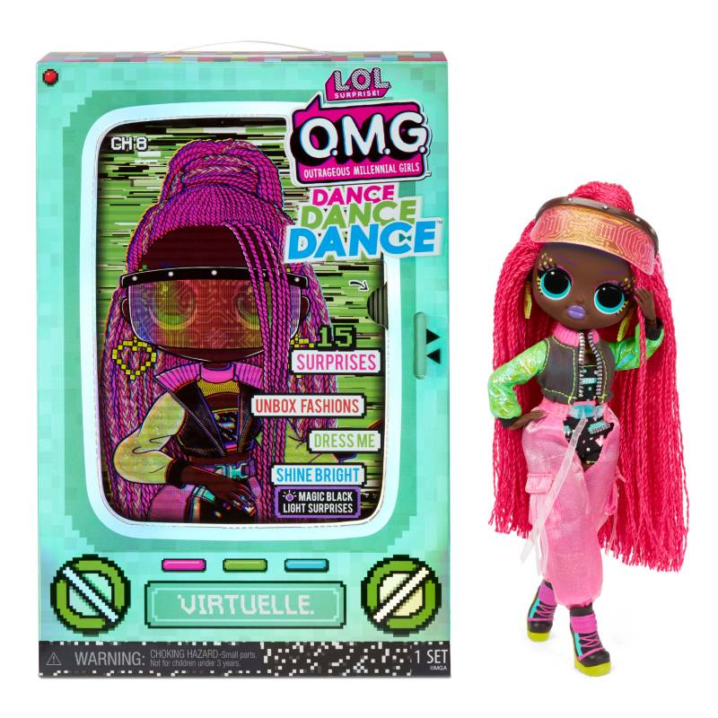LOL - Muñeca OMG Dance Virtuelle