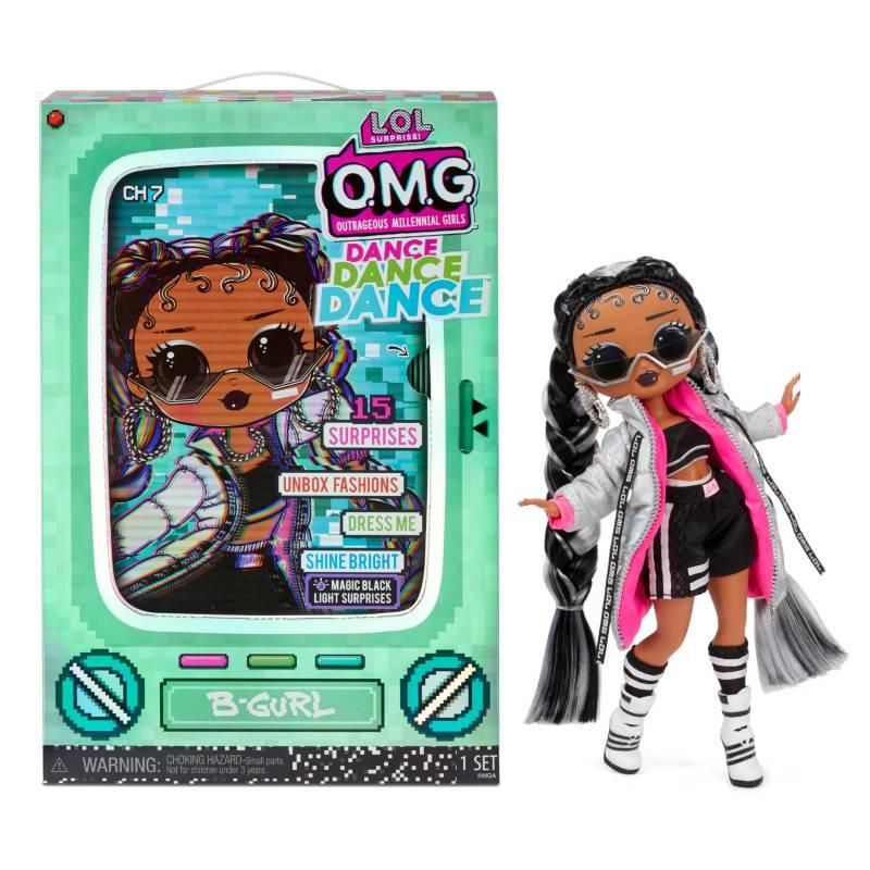 LOL - Muñeca OMG Dance B-Gurl