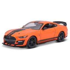 MAISTO - Auto Coleccionable 1:24 Mustang Shelby GT500 2020