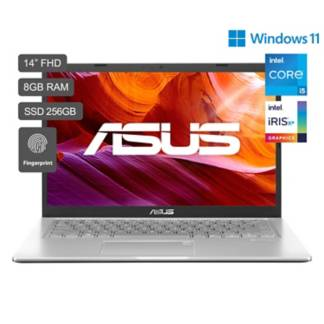 ASUS - X415EA Core i5 11a Gen 14'' FHD 256GB SSD 8GB RAM