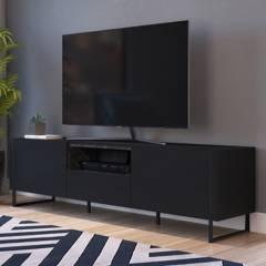 "BASEMENT HOME - Mesa de TV 65"" New Rauma"