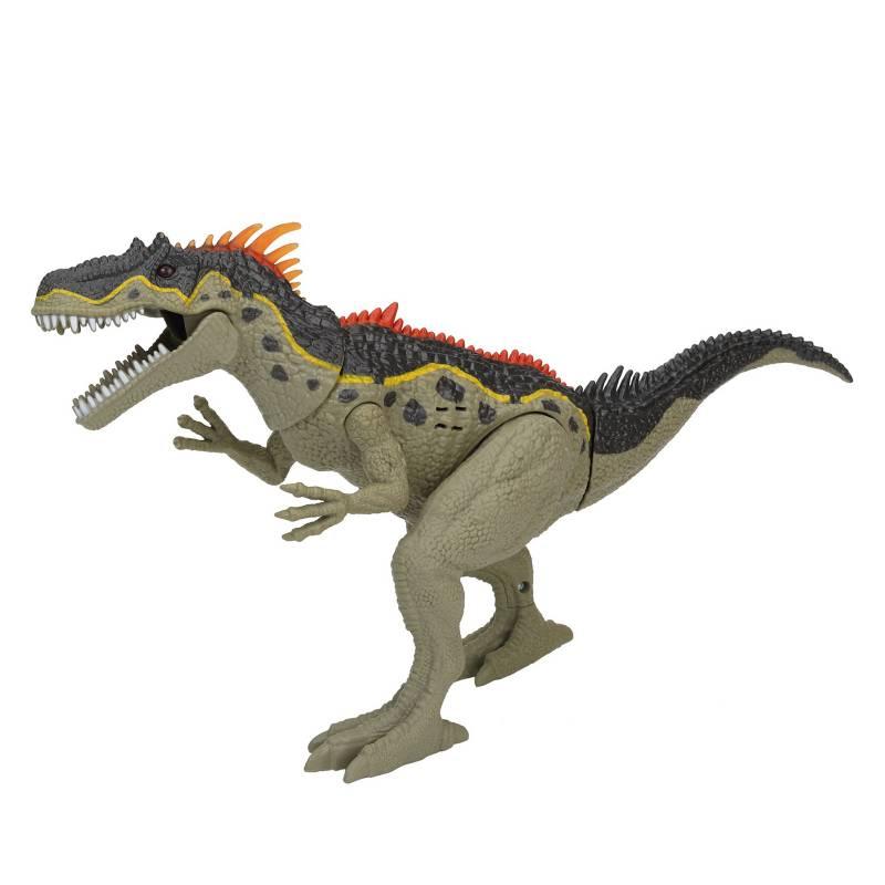 DINO VALLEY - Juguete Dinosaurio Carnotaurus 34 cm