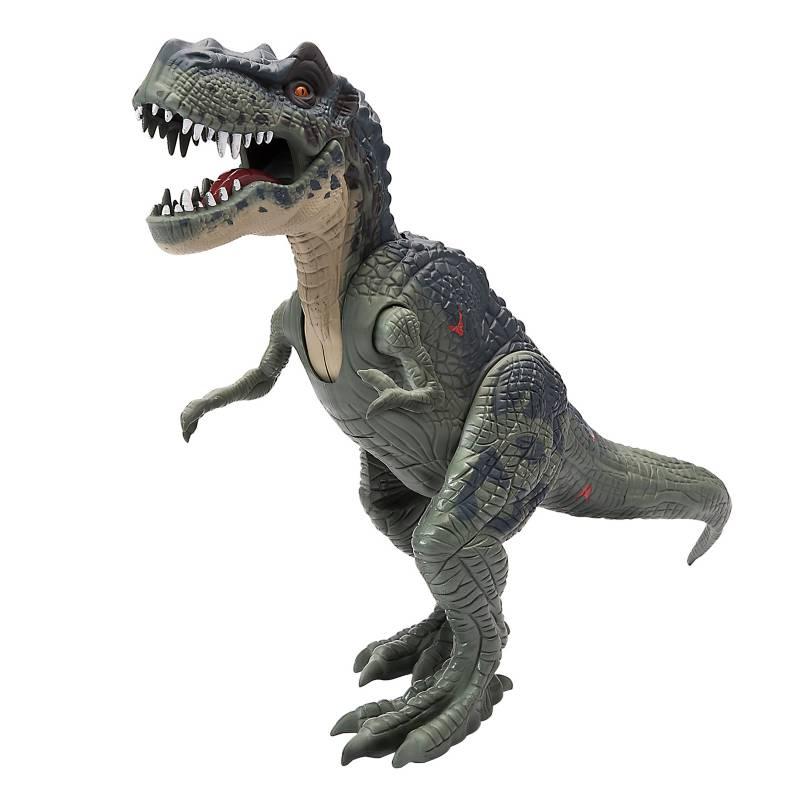 DINO VALLEY - Juguete Dinosaurio Interactivo T-Rex