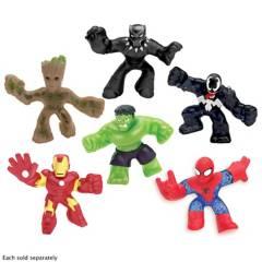 GOO JIT ZU - Figura Flexible Super Héroes Marvel