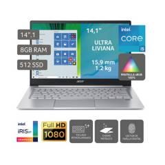 "ACER - Laptop Swift 3 SF314-59-59TX 14"" FHD Core i5 1135G7 8GB 512GB"