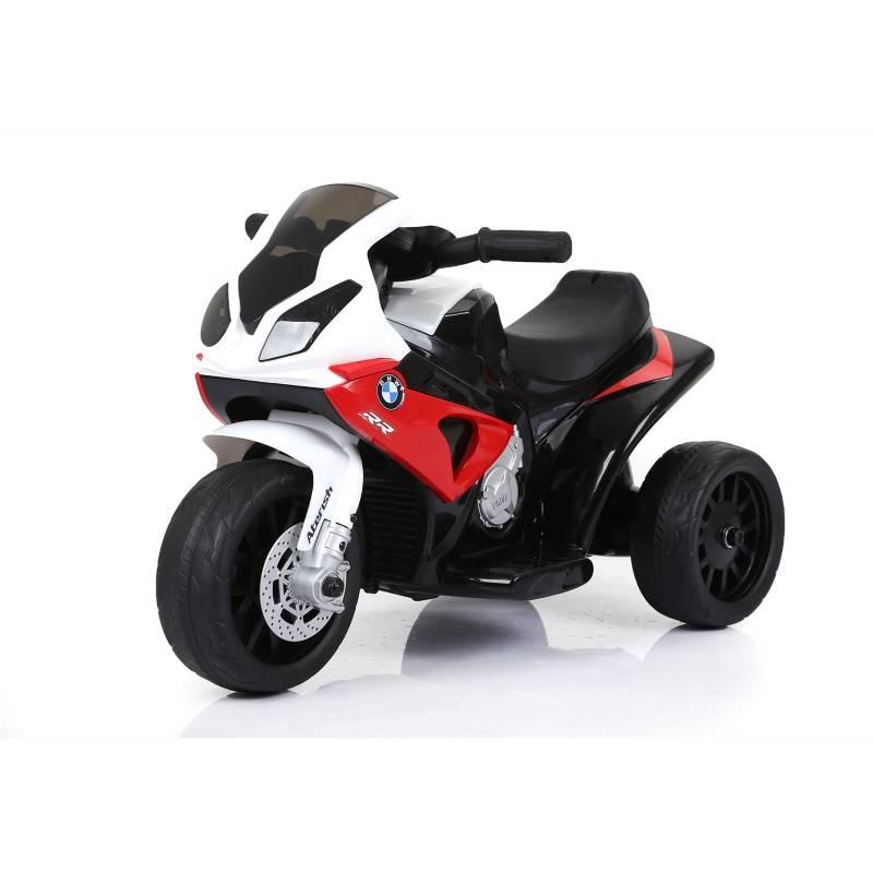 BMW - Moto a Batería 6V S1000 Rojo