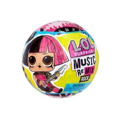 LOL - Muñeca Sorpresa Music Remix Rock
