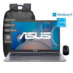 ASUS - X515EA Core i3 11a Gen 15.6'' FHD 256GB SSD 8GB RAM