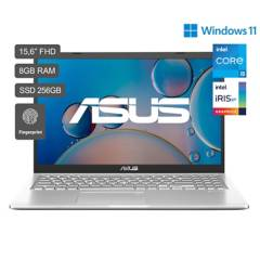ASUS - X515EA Core i5 11a Gen 15.6'' FHD 256GB SSD 8GB RAM