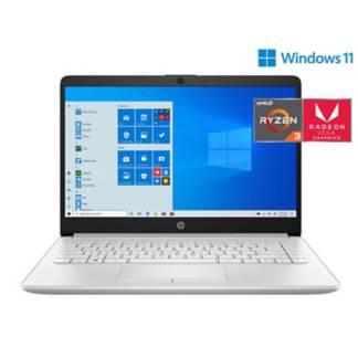 HP - Laptop HP 14-DK1032WM Ryzen 3 4GB 128GB SSD,Teclado en inglés