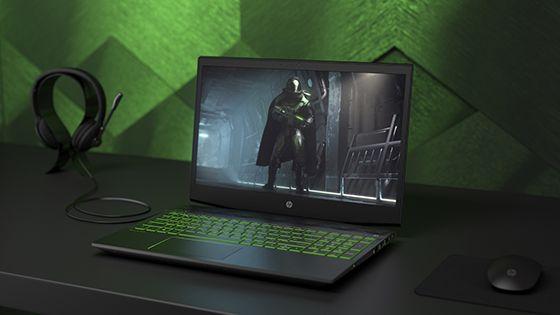 HP Pavilion Gaming Laptop 15-dk1040la teclado retroiluminado
