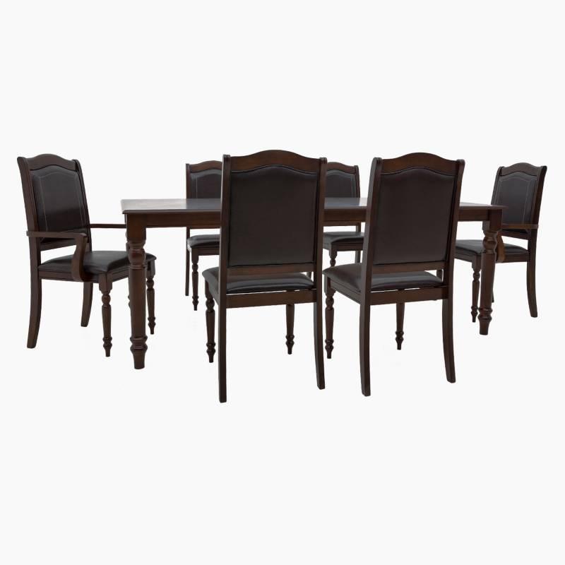 ROBERTA ALLEN - Juego de Comedor Emperador 6 sillas
