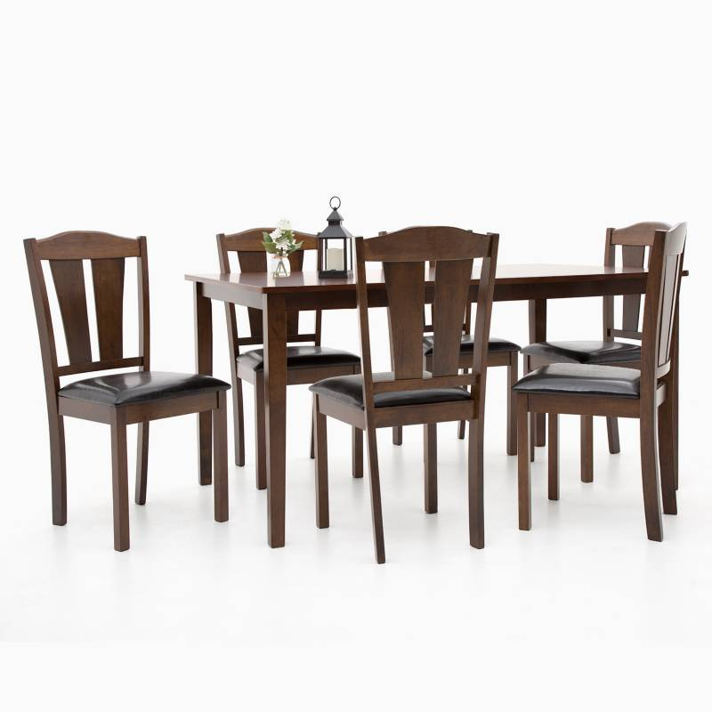 - Juego de Comedor Donatello 6 sillas
