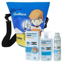 undefined - Isdin Ped Lotion Spray 50+fotoprotector pediatrico+mochila waterproof