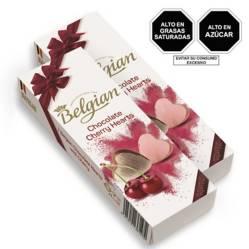 BELGIAN - Pack x2 Belgian Cherry Hearts