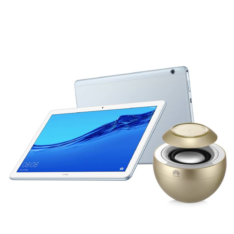 """HUAWEI - Tablet T5 10"""" Blue + Parlante Bluetooth AM08"""
