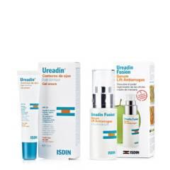 ISDIN - Pack Ureadin Contorno De Ojos 15 ml + Ureadin Fusion Serum Lift Antiarrugas 30 ml