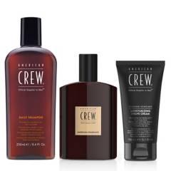 AMERICAN CREW - Pack American Crew Total Look