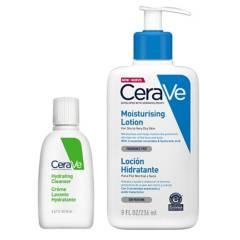 CERAVE - Pack Completa tu Rutina Hidratación con Limpieza