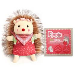 GRINPINS - Combo Grinpins: Peluche + Cuento Flopin